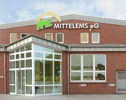 Raiffeisen Mittelems - Hauptverwaltung